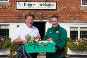 Morrisons in hospitality supply tieup