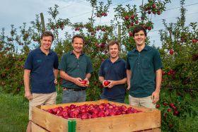 Bostock named organic brand of the year