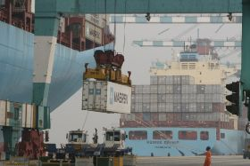 Maersk Container Industry sold
