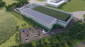 UK hosts 'world's biggest vertical farm'