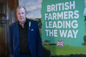 Jeremy Clarkson named Farming Champion of the Year