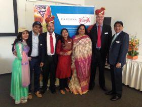 Capespan and Yupaa celebrate partnership