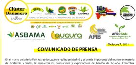 LatAm banana countries issue new cost warning