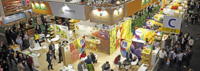 Big names booked in for Fruit Logistica