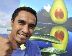 Ex-All Black promotes NZ Avocados
