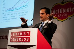 Asiafruit Congress 2012 opens with a boom