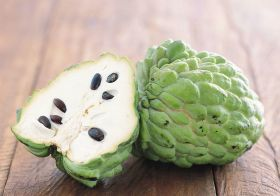 Custard apples singled out for export growth