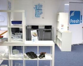 Linpac opens Fresh Thinking suite