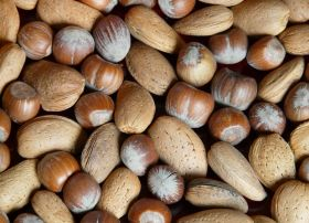 Nuts, fruit and veg top EU food recall chart