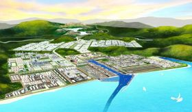 Port developer seeks coldstorage funding