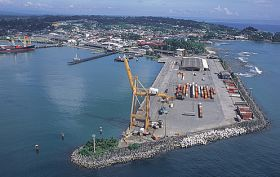 Costa Rica's Moin port re-opens