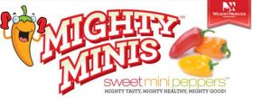 Mighty Mini Sweet Peppers hit stores
