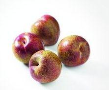'Watermelon' plums in Morrisons