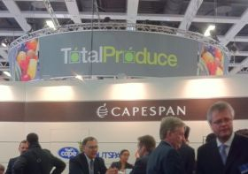 Total Produce seals Capespan share deal