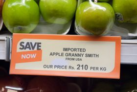 India to impose extra duty on US apples
