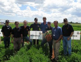 Nunhems contributes to carrot conference