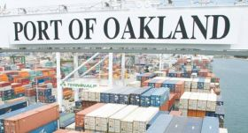 Produce drives Port of Oakland export surge