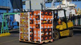 Houston handles more RSA citrus
