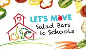 Salad bars spread across California