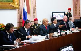 Venezuela strikes deal with Russia