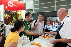 Asia Fruit Logistica a sell-out