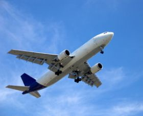 Moderate growth for airfreight