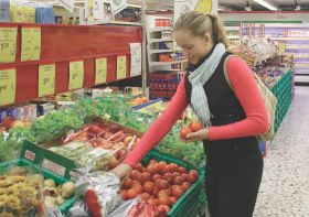 Rise in global fresh food demand