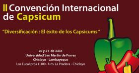 Peru unveils pepper event