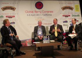 Global Berry Congress wins new friends