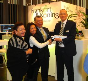 F&K builds Agrolibano partnership