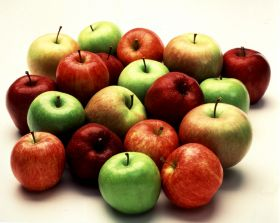 Larger SH apple export crop forecast