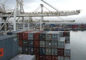 Cape Town Container Terminal sets new record