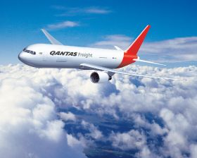 Qantas launches Darwin Hong Kong service