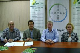 Frutesa inks Bayer CropScience alliance