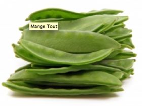 M&S sells UK-grown mange tout