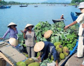 Vietnam grows fresh produce exports
