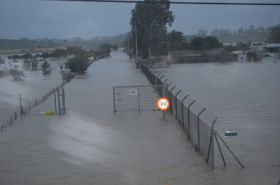 Rain dampens Spanish outlook