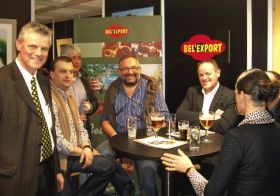 Bel'Export unveils new red pear