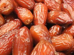 Dates a hot ticket for Ramadan