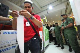 Retailers shut down in Venezuela