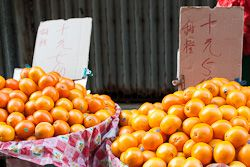 Russian children ill from Chinese fruit