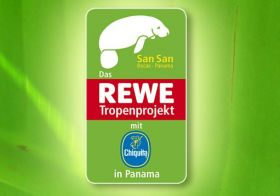 Rewe Tropenprojekt 'progressing well'