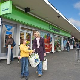 Co-op reveals slump in food sales