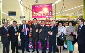 Tesco welcomes Thai exotics to its range