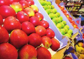 "Apples ""don't deserve"" Dirty Dozen tag"