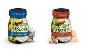 Salyer teams up with Marie's Dressing