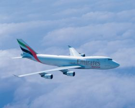 Emirates oversees South American growth