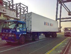 Wan Hai profits surpass Maersk Line