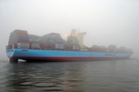 Maersk enters vessel share deal
