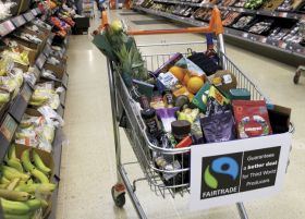 Fairtrade spending up 12 per cent